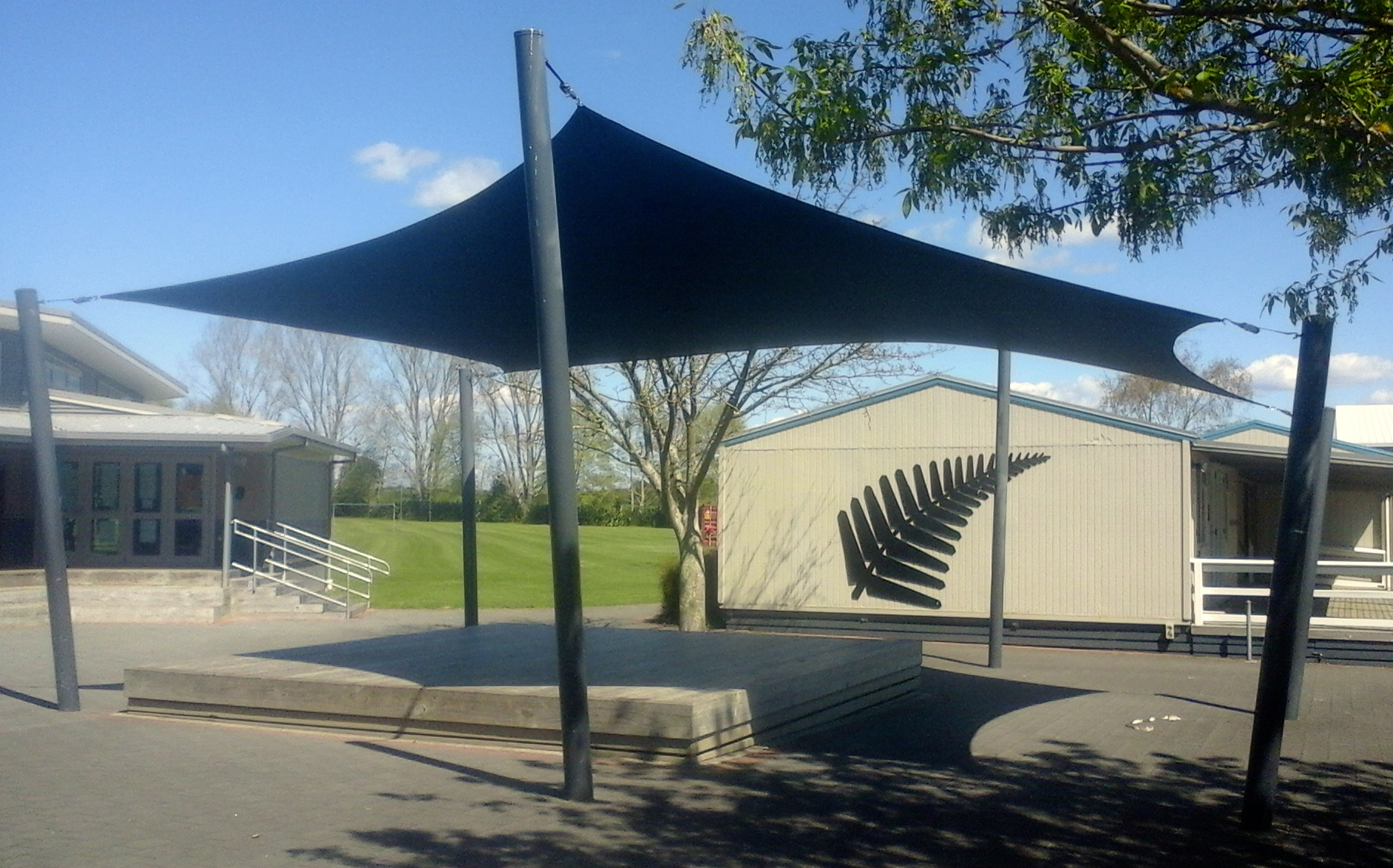 Shade Sails Creative Canvas